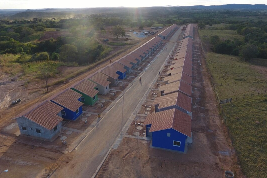 Governador Marconi Perillo entrega no domingo mais de 100 moradias em Mara Rosa