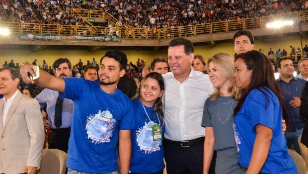 Com Marconi e Valéria, OVG se transforma em um dos maiores centros de ação social do Brasil