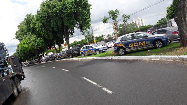 Abordagem provoca atrito entre a PM, vereadores, e Guarda Civil Metropolitana