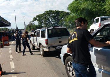 Frente dos Servidores Federais de Goiás protesta em Brasília contra medidas do governo federal