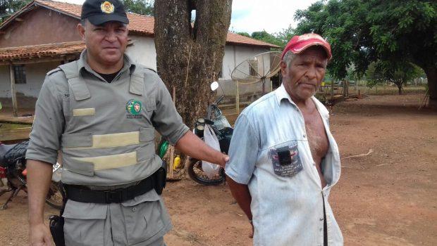 Polícia prende homem que matou cachorro a pauladas em Palminópolis (GO)
