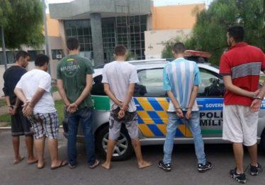 Polícia Militar apreende mais de 10 quilos de maconha em Anápolis