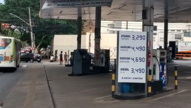 Mais 96 postos de combustíveis devem reduzir margem de lucro em Goiânia