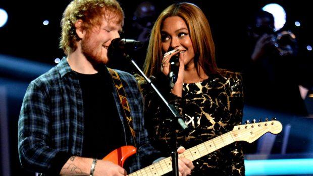 Ed Sheeran anuncia dueto com Beyoncé