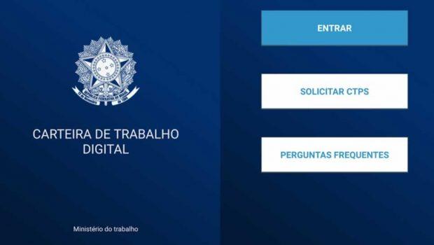 300 mil pessoas devem usar Carteira de Trabalho Digital em Goiás, estima SRTE