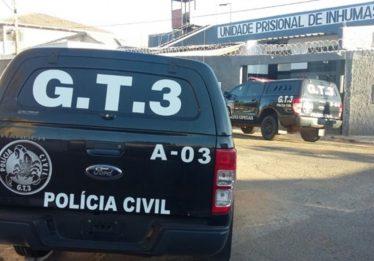 PC indicia 10 vigilantes, supervisor de segurança e diretor de presídio de Inhumas