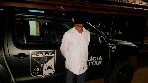 Passageiro de ônibus é preso transportando droga avaliada em R$ 285 mil