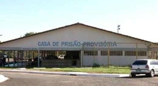 Nove detentos fogem da Casa de Prisão Provisória em Aparecida de Goiânia