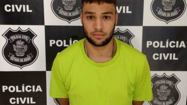 Suspeito de matar a esposa e enterrar o corpo em fossa é preso em Goianésia