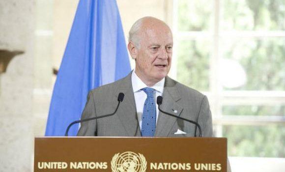 Reconstrução da Síria vai custar US$ 250 bilhões, diz ONU