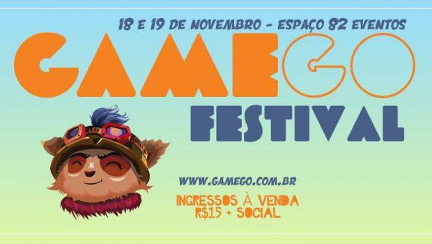 Gamego: evento goiano reúne cultura pop e empreendedorismo