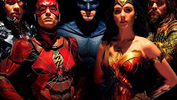 Liga da Justiça domina bilheterias no final de semana
