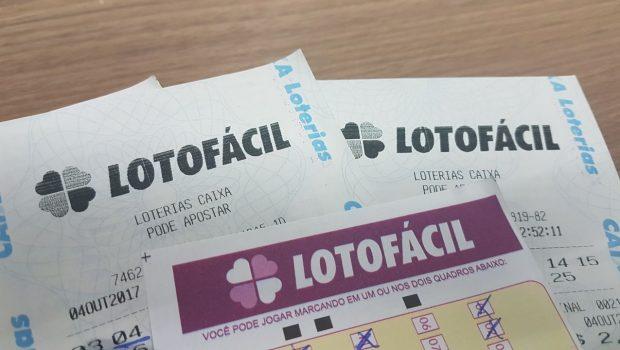 Lotofácil paga R$ 600 mil para aposta feita em Senador Canedo