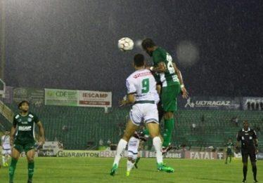 Empate dramático sem gols livra o Guarani e rebaixa o Luverdense na Série B