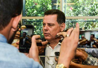 """""""Goiás soube dar a volta por cima"""", diz Marconi, sobre medidas para conter efeitos da crise econômica nacional no Estado"""