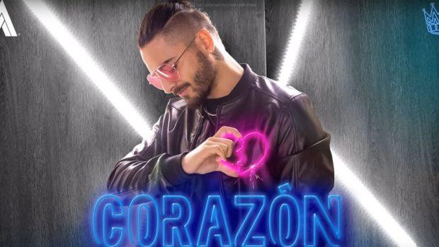 'Corazón': Maluma divulga versão em espanhol de 'Você Partiu Meu Coração'