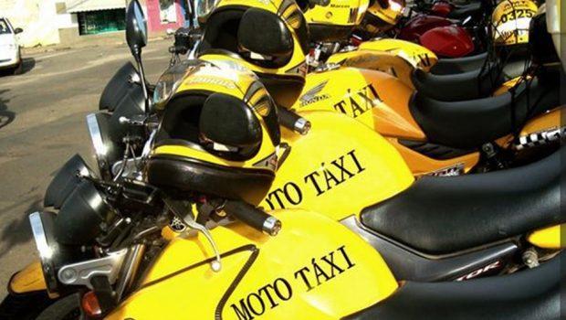 Decreto obriga a instalação de taxímetros em moto-táxis em Goiânia