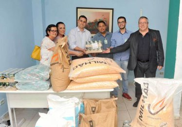 OVG apoia mais de 400 entidades filantrópicas em Goiás