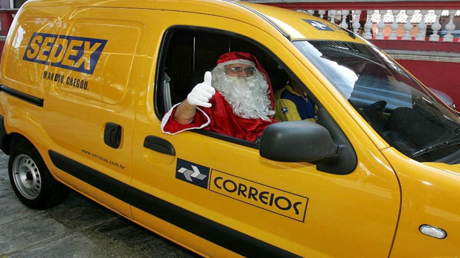 Campanha Papai Noel dos Correios em Goiás começa nesta quarta-feira (07)