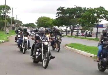 Passeio motociclístico abre a Semana Nacional de Enfrentamento ao Câncer Infantil