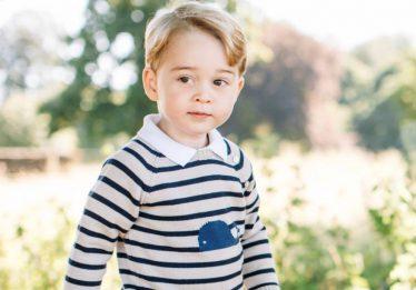 Príncipe George é homenageado em seu desenho preferido