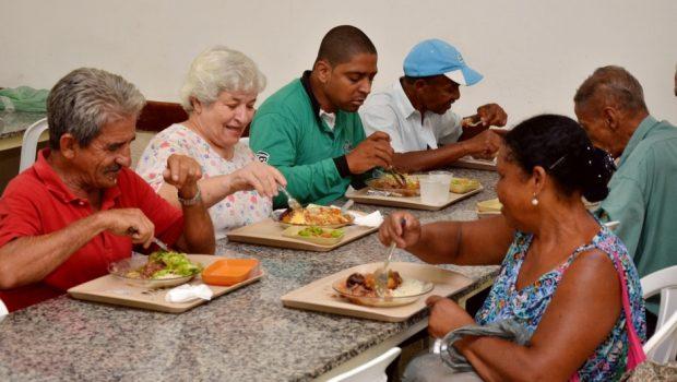 Restaurante Cidadão da Avenida Goiás suspende o atendimento para reforma