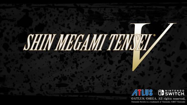 Shin Megami Tensei V será lançado para Switch no ocidente