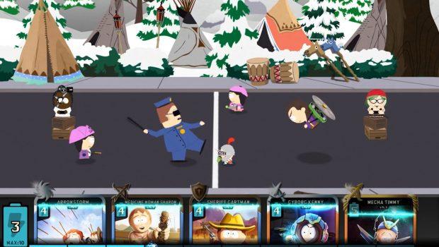Jogo de South Park para celulares já está disponível