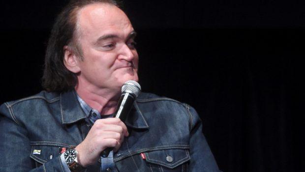 Quentin Tarantino terminou de escrever seu novo filme e procura estúdio