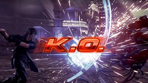 Noctis é novo personagem jogável de Tekken 7