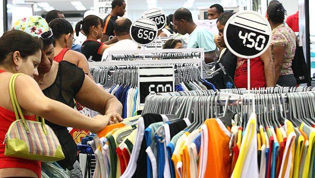 Em Goiás, volume de vendas do comércio varejista caiu no mês de setembro
