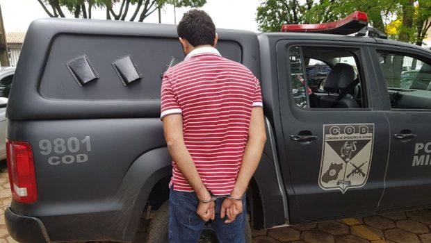Zé Bravo, conhecido assaltante de banco do país, é preso nesta quarta-feira (29)