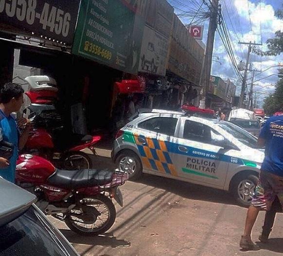 Dono de loja é morto a tiros na Vila Canaã, em Goiânia