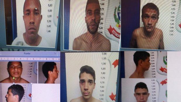 Dez presos fogem do presídio de Águas Lindas de Goiás