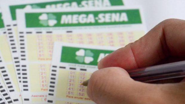 Prêmio principal da Mega-Sena pode pagar R$ 25 milhões neste sábado