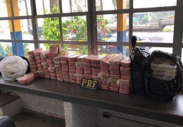 Tráfico de cocaína tem prejuízo de R$ 2 milhões em única apreensão