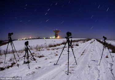 Chuva de meteoro ilumina o céu no mundo inteiro