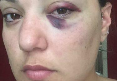 Lutador de MMA agride noiva após jogo do Flamengo