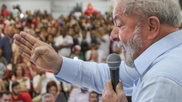 No Rio, Lula volta a atacar Lava Jato e ignora crimes de ex-aliados