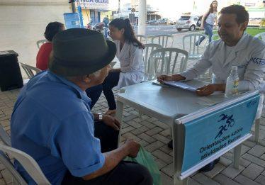 Serviços de saúde serão disponibilizados de graça em praça de Goiânia