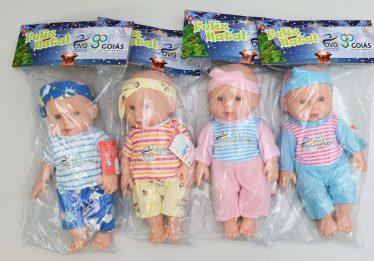 OVG presta esclarecimentos sobre a distribuição de bonecos