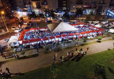 Feira Chocolate com Pequi celebra um ano no Parque Flamboyant