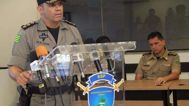 Após fuga de 39 detentos, PM intensifica ações nas proximidades dos presídios goianos