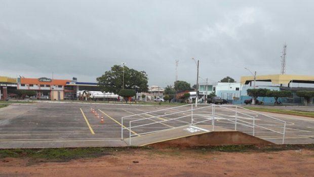 Detran-GO inaugura pista de prova em Mambaí