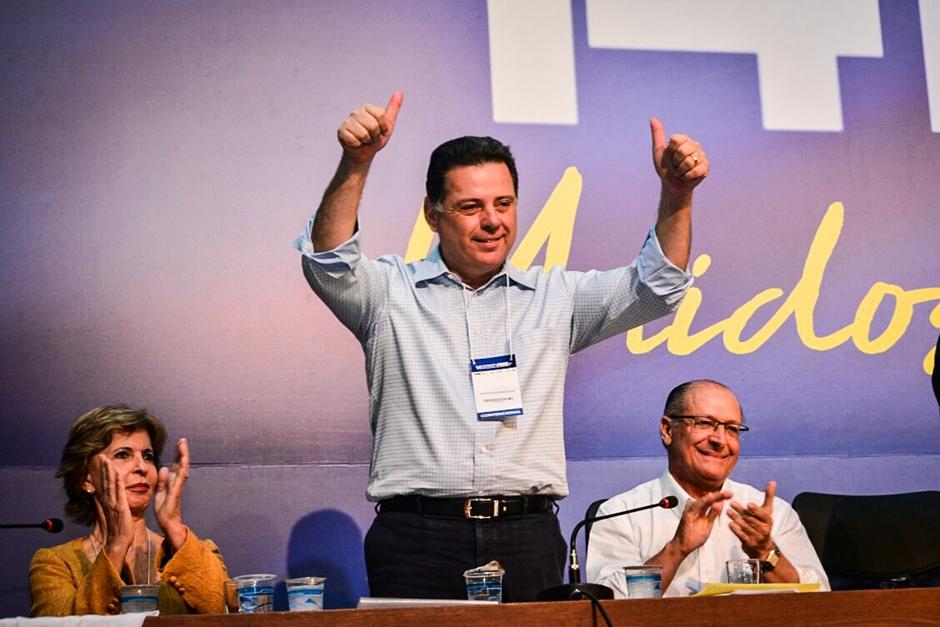 Marconi Perillo lidera disputa pelo Senado, aponta pesquisa