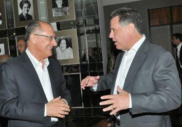 Notícia de que Marconi deixaria campanha de Alckmin não é confirmada