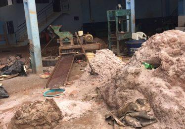 MP desmonta grupo por extração ilegal de ouro em São Domingos (GO)
