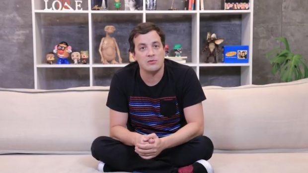 Rafael Cortez anuncia saída do 'Vídeo Show'