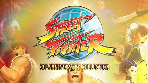 Capcom divulgou trailer de Street Fighter: 30th Anniversary Collection