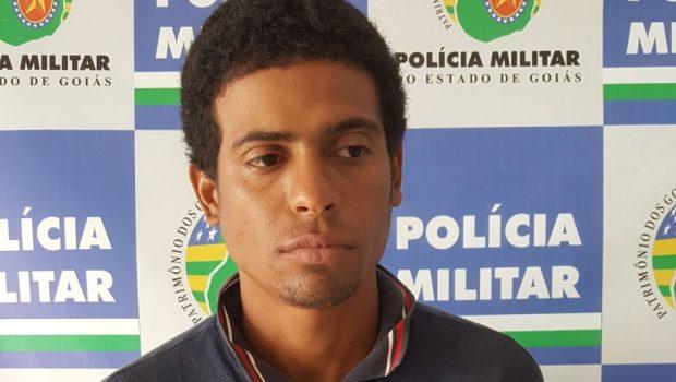 Suspeito de matar idoso a facadas após assalto é preso em Rio Verde